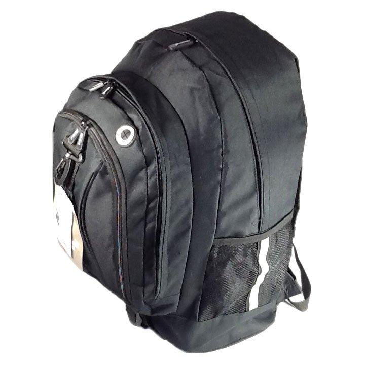 "19.5"" 2100 cu. in. NexPak Day Backpack BP029 BK (Black)"