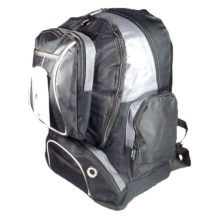 "19.5"" 2000 cu. in. NexPak Day Backpack BP023 BK (Black)"