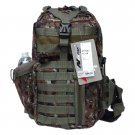 "18"" 1200cu.in. NexPak Tactical Sling Shoulder Hiking Backpack TL318 DMBRN CAMO"
