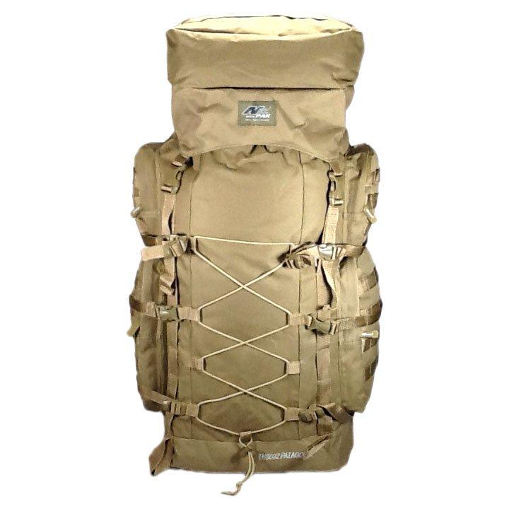"30"" 4800cu in NexPak Tactical Hunting Camping Hiking Backpack THB002 TAN"