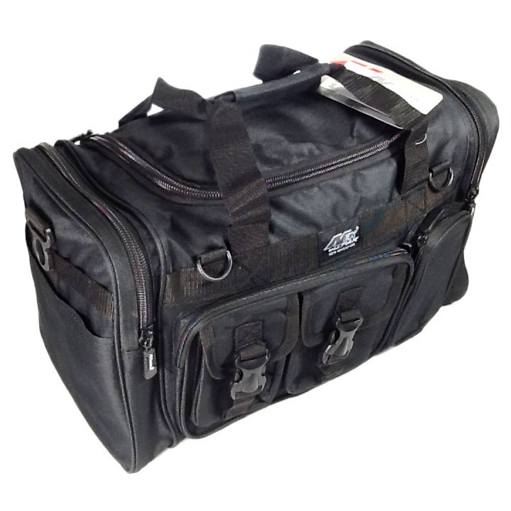 "18"" 1800cu. in. NexPak Tactical Duffel Range Bag TF118 BLACK"
