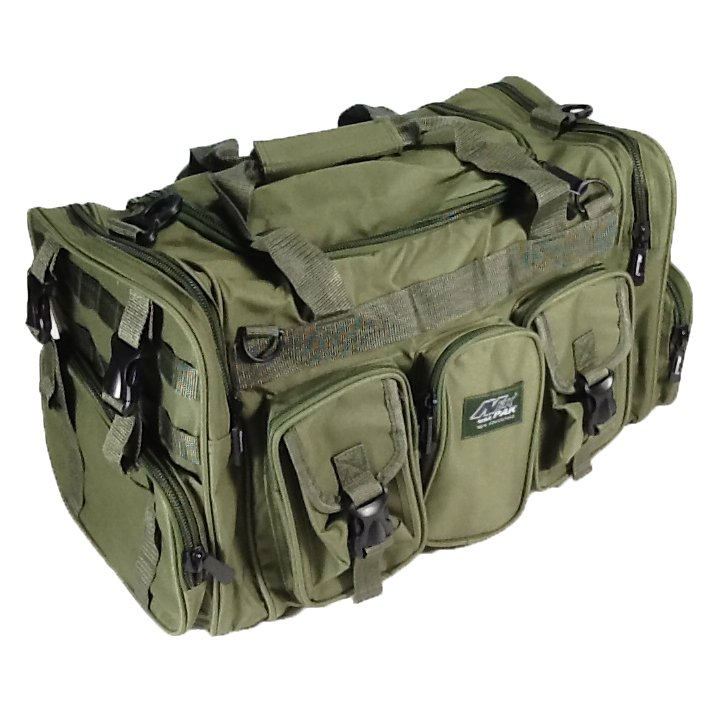 "22"" 2600 cu. in. NexPak Tactical Duffel Range Bag TF122 ODGN Green"