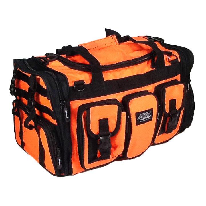 "22"" 2600 cu. in. NexPak Tactical Duffel Range Bag TF122 NO Orange"