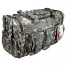 "22"" 2600 cu. in. NexPak Tactical Duffel Range Bag TF122 DM Digital Camouflage"