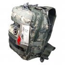 """12"""" 800cu.in. NexPak Tactical Sling Shoulder Hiking Backpack TL312 DM Digi Camo"""
