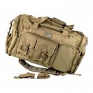 "26"" 3800 cu. in. TFBP126 TAN NexPak Tactical Duffel Range BACKPACK"