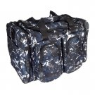 "18"" 2000 cu. in. NexPak Duffel Bag TT118 DMBK Digital Camouflage (Navy Blue)"