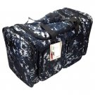 "22"" 3000 cu. in. NexPak Duffel Bag TT122 DMBK, Digital Camouflage (Navy Blue)"