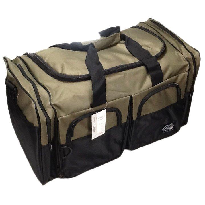 "22"" 3000 cu. in. NexPak Duffel Bag TT122 KHAKI"