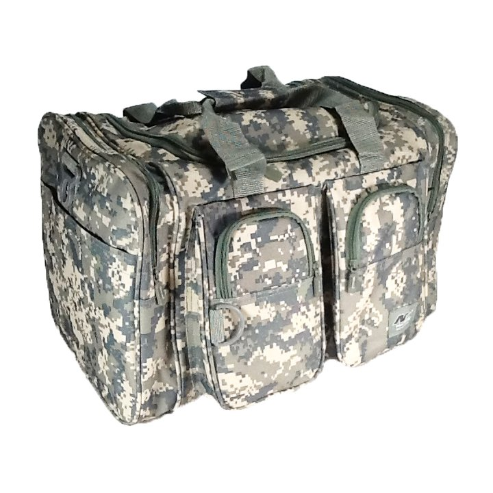 "15"" 1200 cu. in. NexPak Duffel Bag TT115 DM Digital Camouflage"