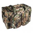 "18"" 2000 cu. in. NexPak Duffel Bag TT118 DMBRN Digital Camouflage (Brown)"