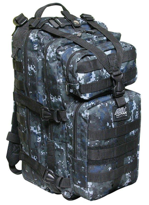 "19"" 2400cu.in. NexPak Tactical Hunting Camping Hiking Backpack ML118 DMBK CAMO"