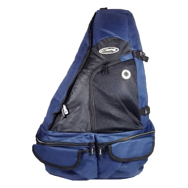 "21"" 1700cu.in. NexPak Tactical Sling Shoulder Hiking Backpack BB002 NV Navy Blue"