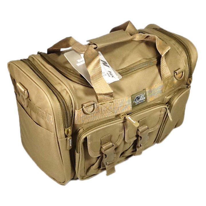 "18"" 1800cu. in. NexPak Tactical Duffel Range Bag TF118 TAN"
