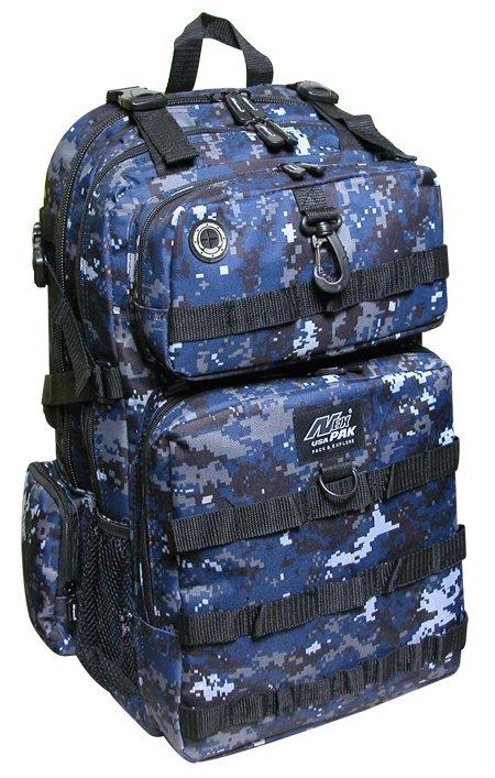 """21"""" 2000 cu. in. NexPak Hunting Camping Hiking Backpack DP321 DMBK DIGI CAMO"""