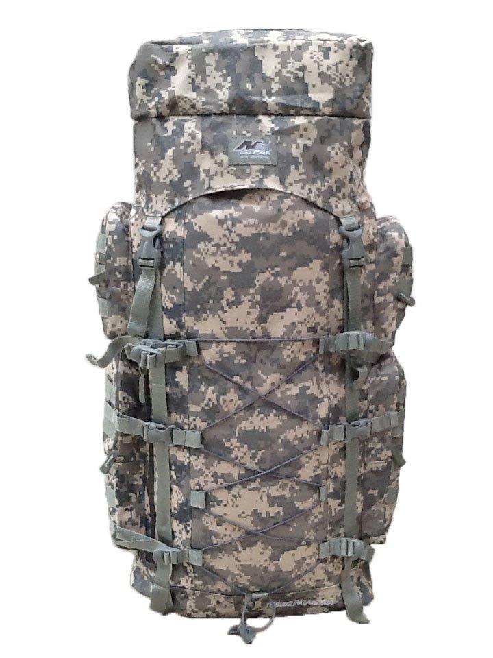 "30"" 4800cu in NexPak Tactical Hunting Camping Hiking Backpack THB002 DM CAMO"