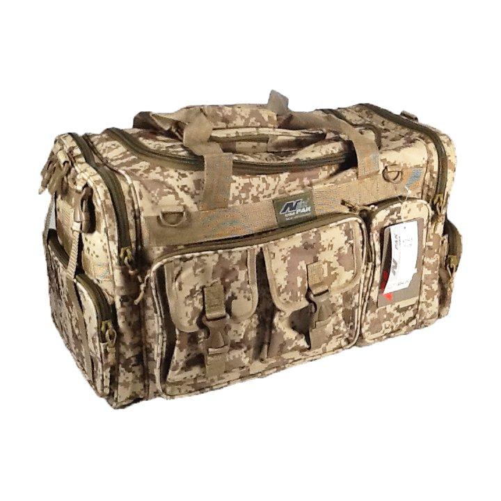 "26"" 3800 cu. in. NexPak Tactical Duffel Range Bag TF126 DMTAN Digi Camo (TAN)"