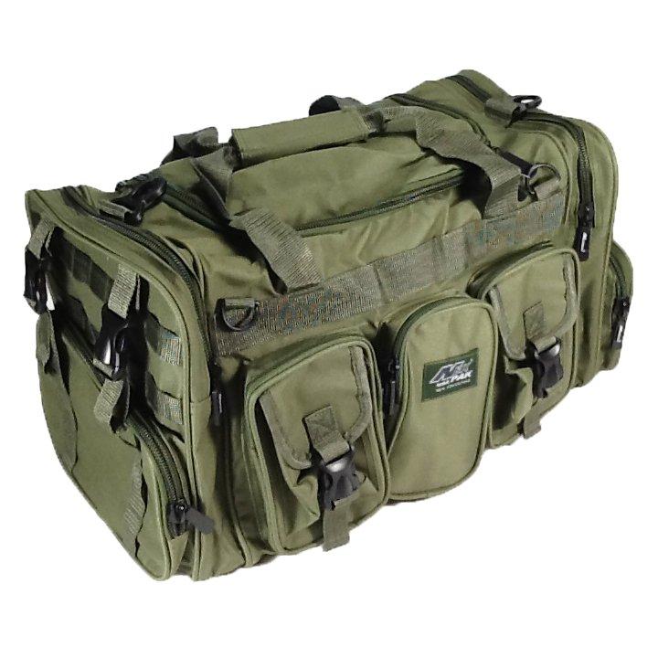 "22"" 2600 cu. in. NexPak Tactical Duffel Range Bag TF122 ODGN (OD Green)"