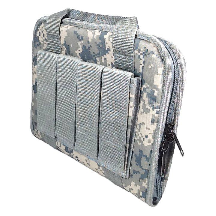 12 inch NexPak Soft Pistol Case SRB201DM Digital Camouflage