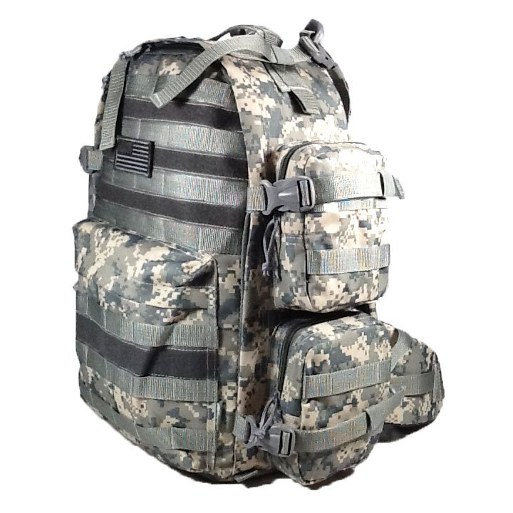 "19"" 2400 cu.in. NexPak Hunting Camping Hiking Backpack ML007 DM DIGI CAMO"