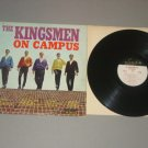 kingsmen on campus wdm670 wand lp 1965