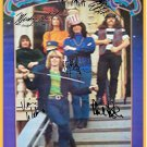 Grateful Dead Autographed Signed Seven Ten Ashbury 1967 Poster