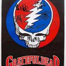 Grateful Dead Autographed Signed Steal Your Face Poster
