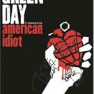Green Day Autographed Signed American Idiot Poster