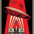 Led Zeppelin Autographed Signed Mothership Poster