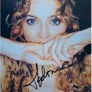 Madonna Autographed Signed Biting Hands Poster