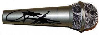 Kiss Gene Simmons Autographed Signed Microphone