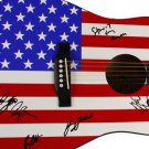 Bruce Springsteen & The E-Street Band Autographed Signed Guitar
