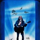 AC/DC Autographed Signed Who Made Who Poster