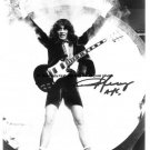 AC/DC AngusKK Autographed Preprint Signed Photo