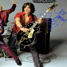 AEROSMITH Joe perry Autographed Preprint Signed Photo