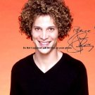 American Idol Justin Guarini Autographed Preprint Signed Photo