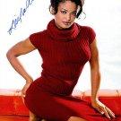 laila Ali Autographed Preprint Signed Photo