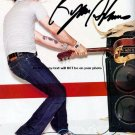 Ryan Adams Autographed Preprint Signed Photo