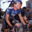 Lance Armstrong Tour De France Autographed Preprint Signed Photo