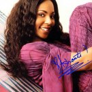 Ashanti B Autographed Preprint Signed Photo