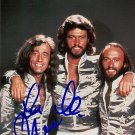 The BEE GEES Autographed Preprint Signed Photo