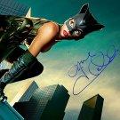 Halle Berry Catwoman Autographed Preprint Signed Photo