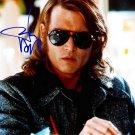 DEPPjohnnydepp Autographed Preprint Signed Photo