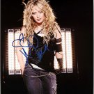DUFFhillaryduff Autographed Preprint Signed Photo