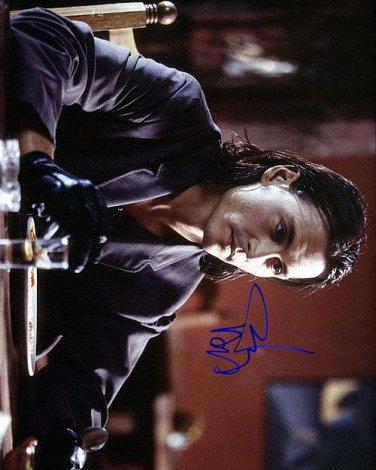 DeppMexico Autographed Preprint Signed Photo