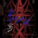 Disturbeddavidbelieve Autographed Preprint Signed Photo