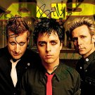 GreenDay Autographed Preprint Signed Photo