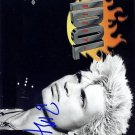 IDOLBILLYp Autographed Preprint Signed Photo