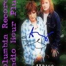 INDIGOcolumbia Autographed Preprint Signed Photo