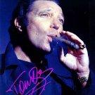 JonesToma Autographed Preprint Signed Photo